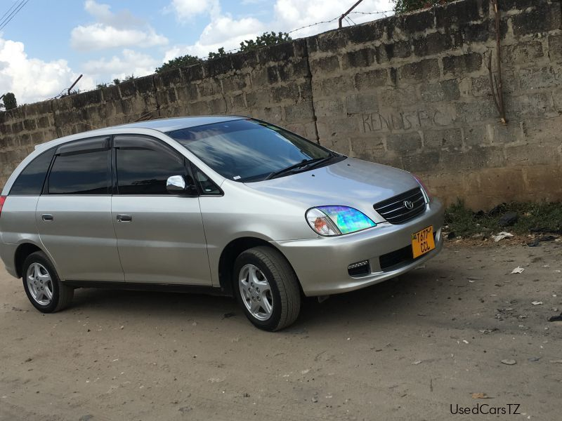 Used Toyota Nadia for sale in Dar es Salaam