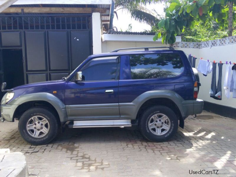Used Toyota Land cruiser prado RX for sale in