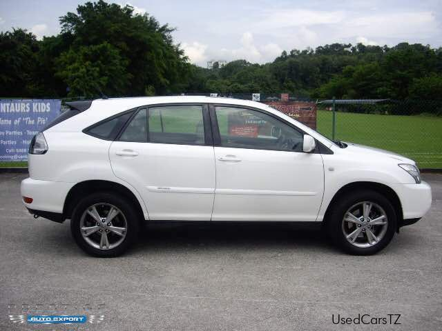 Pre-owned Lexus RX400h for sale in