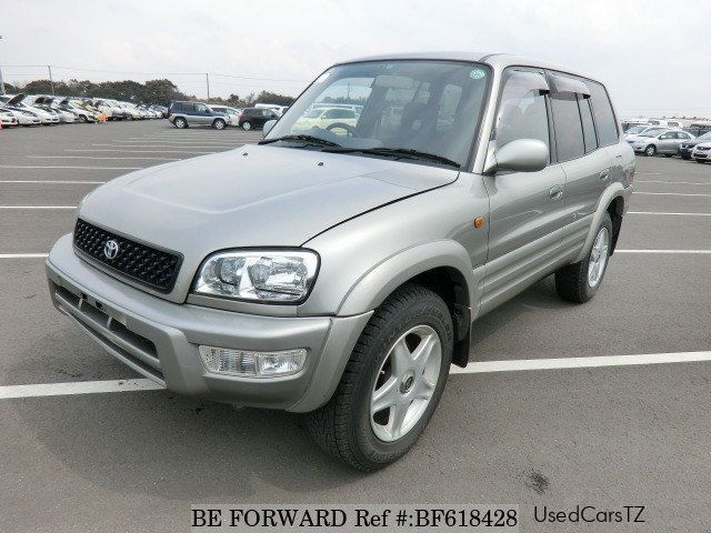 Pre-owned Toyota RAV4 GF-SXA11W for sale in