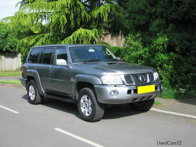 Pre-owned Nissan Patrol for sale in
