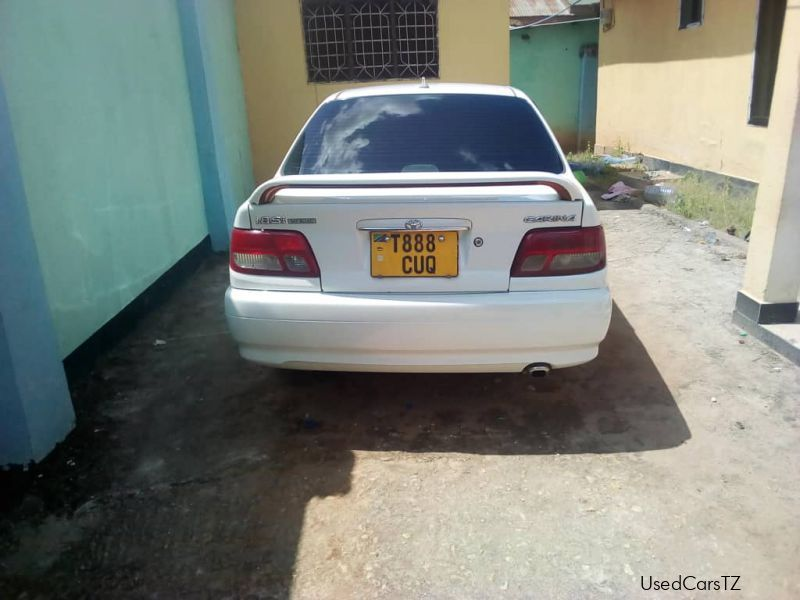 Pre-owned Toyota Carina s.I for sale in