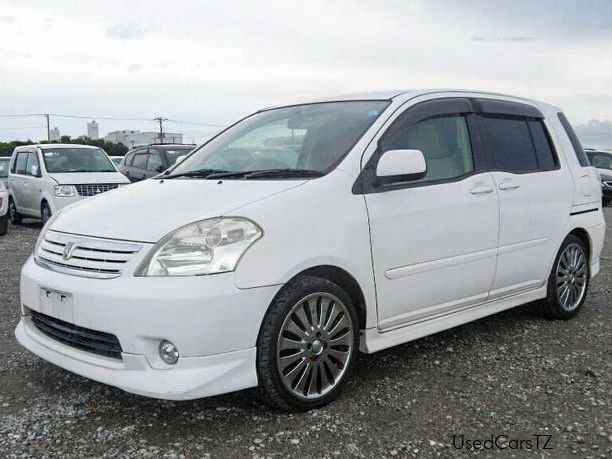 Used Toyota Raum for sale in Dar es Salaam