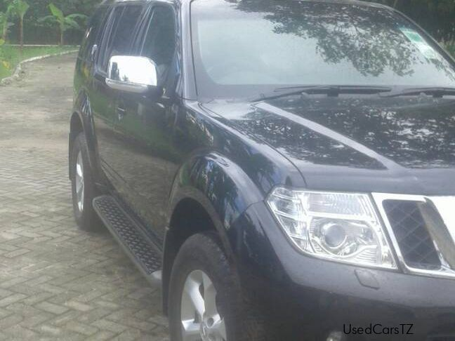 Pre-owned Nissan Pathfinder l AT 2.5 DSL for sale in