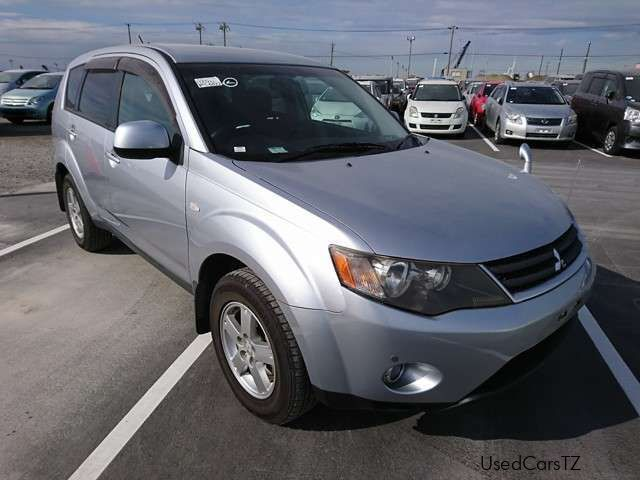 Pre-owned Mitsubishi 2.4 Outlander for sale in