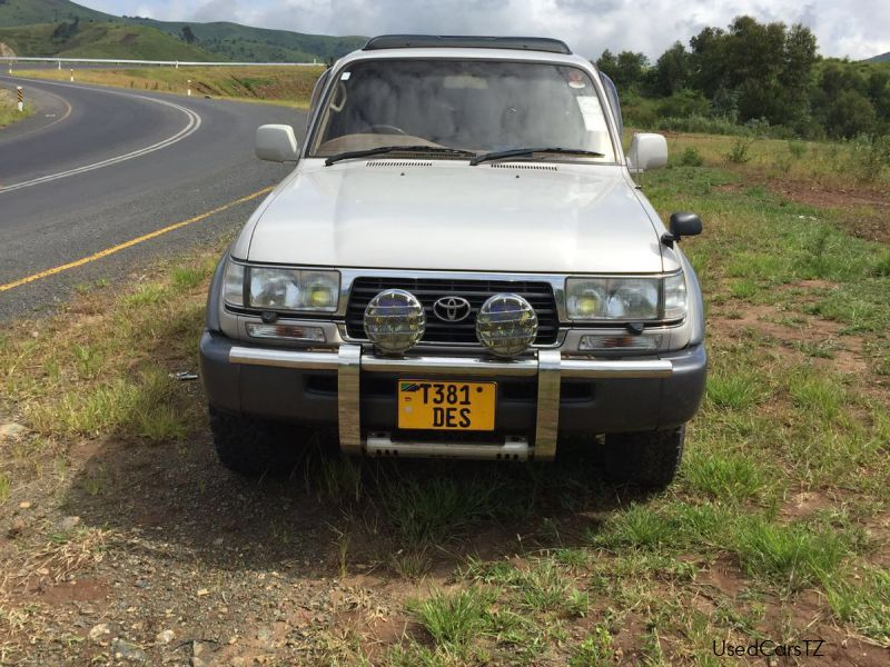 Used Toyota VX for sale in Dar es Salaam