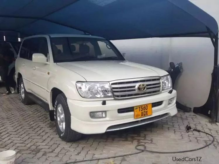 Pre-owned Toyota Land Cruiser Automatic for sale in