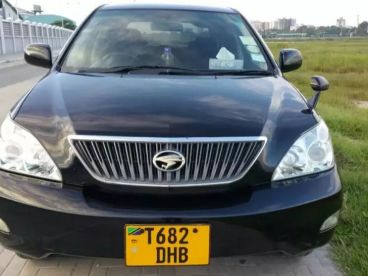 Pre-owned Toyota Fully Harrier for sale in