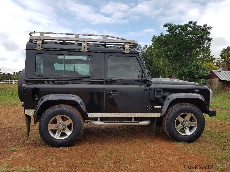 Pre-owned Land Rover Defender SVX Ltd Edition for sale in