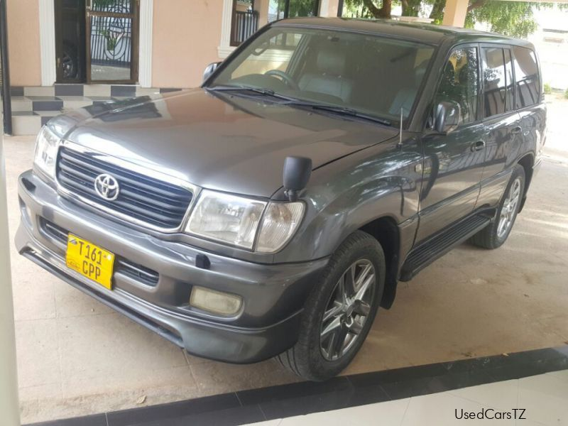 Used Toyota Land cruiser vx 100 series for sale in