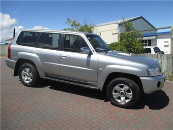 Pre-owned Nissan Patrol  Automatic for sale in