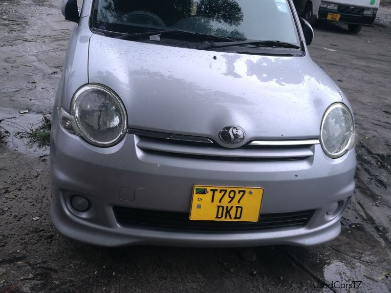 Used Toyota Sienta for sale in
