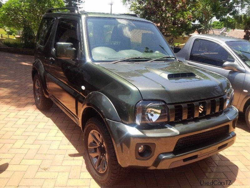 Used Suzuki Jimny for sale in