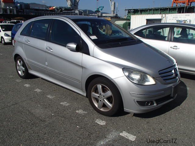 Pre-owned Mercedes-Benz B170 for sale in