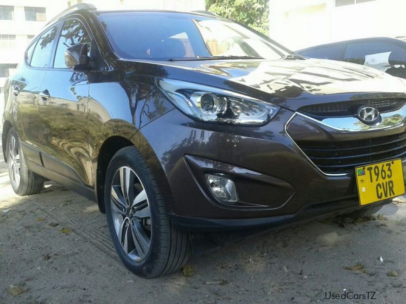 Used Hyundai TUCSON I x 35 for sale in
